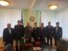Тульские предприниматели обсудили с коллегами из Республики Узбекистан развитие партнерских отношений