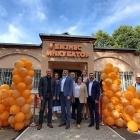 В Узловой открылся бизнес инкубатор